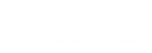 Logo de DIRECTV authorized dealer formato png